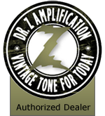 Dr Z Amplifiers Authorized Dealer