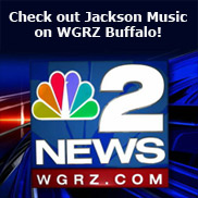 Jackson Music on WGRZ Buffalo